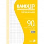 Ricambi rinforzati Bund Up A4 BM - 5 mm - 0105489 5mm (conf.40)