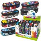 I Saccuccioli - 24x6x10cm - modello round Graffiti - Lebez - espositore 12 pezzi