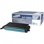 Originale Samsung laser toner CLP-C660A - ciano - ST880A