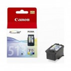 Originale Canon inkjet cartuccia A.R. Chromalife 100+ CL-513 - 13 ml - colore - 2971B001