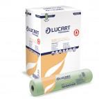 Lenzuolino medico Easy 80 Green - diametro 14 cm - 59 cm x 80 mt - Lucart