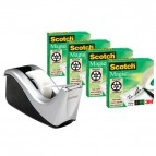 Dispenser C60 Scotch - argento - C60-ST4