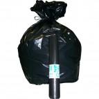 Sacchi per immondizia Cagliplast - 70x110 cm - 110 l - 30 µm - nero - 10271 (conf.10)