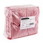 Panni microfibra Ultrega - 40x40 cm - rosso - Perfetto - pack 10 pezzi