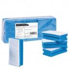 Spugna Pro Color - azzurro - Perfetto - pack 10 pezzi