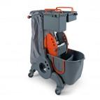 Carrello per pulizie professionali Giotto - In Factory