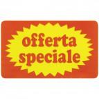Etichette adesive con messaggio Printex - Offerta Speciale - 50x30 mm - Ett/5030/f/g/st (conf.1000)