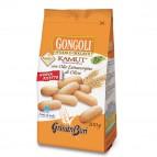 Gongoli - con farina di Kamut bio - GrissinBon - multipack 1,5kg