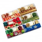 Set regalo carta e nastro Brizzolari - natalizio - 5902-00
