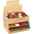 Kit espositore Carta regalo Brizzolari - 36x26x24 cm - natalizio - SP9806- SP9806-00/3-00