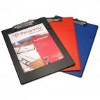 Portablocco in PVC Pergamy - rosso - 34x23,5 cm - 900003