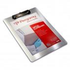 Portablocco in alluminio Pergamy - 35x23 cm - 900026