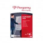 Blocchi lavagna Pergamy carta riciclata - 65x98 cm - bianco - 56 g - FL0310502-001 (conf.5)