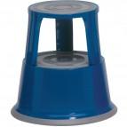 Sgabello in metallo 5 Star - blu - 8041978