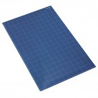 Sottomano per cutter Westcott - blu - 90x60 cm - E-46001 00