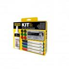 Kit per lavagna bianca magnetica Bi-Office - KT1010