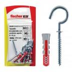 Fissaggio DUOPOWER Fischer - occhiolo aperto - 537633 (conf.6)