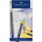 Astuccio matite colorate GOLDFABER Faber Castell - 3,3 mm - 114712 (conf.12)