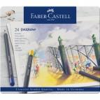 Astuccio matite colorate GOLDFABER Faber Castell - 3,3 mm - 114724 (conf.24)