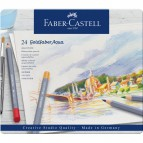 Astuccio matite colorate GOLDFABER AQUA Faber Castell - 3,3 mm - 114624 (conf.24)