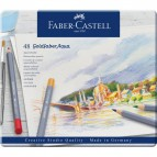 Astuccio matite colorate GOLDFABER AQUA Faber Castell - 3,3 mm - 114648 (conf.48)