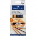 Goldfaber Classic Sketch Set Faber Castell - misto - 114004 (conf.6)