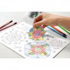Album Paint & Stick Global-Notes - A4 - 21x29,7 cm - Q872008