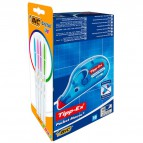 Value Pack Correttore Tipp-Ex Pocket Mouse + Cristal UP Bicolor Fun Bic - 949903 (conf.10)