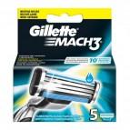 Rasatura Gillette - Lame di ricambio - PG071 (conf.5)