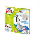 FIMO® kids scatola gioco form&play Staedtler - Polar - 8034 15 LY