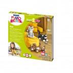FIMO® kids scatola gioco form&play Staedtler - Gattini - 8034 16 LY