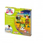 FIMO® kids scatola gioco form&play Staedtler - Mostri spaziali - 8034 17 LY