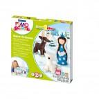 FIMO® kids scatola gioco form&play Staedtler - Principessa dei ghiacci - 8034 18 LY
