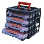 Cassettiera da lavoro componibile Viso - 32x28x30 cm - HANDY 32