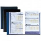 Portalistini Eco L Sei - Nr. Buste 24 - 22x30 cm - blu - 56222407