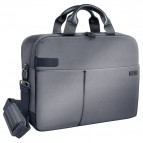 Borsa Smart Traveller per PC 15,6 Leitz Complete - Argento - 60160084