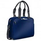 Borsa Shopper 13,3'' Smart Traveller Leitz Complete - Blu titanio - 60180069