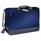 Borsa Messenger 15,6'' Smart Traveller Leitz Complete - Blu titanio - 60190069