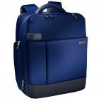 Zaino Smart Traveller Leitz Complete 15,6 - Blu titanio - 60170069