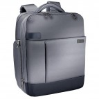 Zaino Smart Traveller Leitz Complete 15,6 - Argento - 60170084