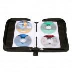 Custodia per CD/DVD Exponent World - 96 CD/DVD - nero - 56026