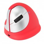 Mouse ergonomico HE Sport R-GO Tools - wireless - mancini - rosso - RGOHEREDL