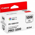 Originale Canon inkjet cartuccia PFI-1000CO - 80 ml - optimizer - 0556C001