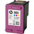 Originale HP inkjet cartuccia 303 - 3 colori - T6N01AE