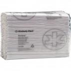 Asciugamani HOSTESS® piegati a C Kimberly Clark - 100% fibra riciclata - 180 fogli - 6805 (conf.20)