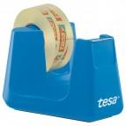 Dispenser per nastro adesivo Smart Tesa + 4nastri - blu - 53908-00000-00
