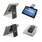 Accessorio portatablet EniTAB Filofax - da 8,5 a 12 - 183x80x10 mm - nero - L958664