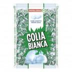 Busta caramelle Golia bianca - 1 kg - 6721600