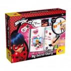 Ladybug il mio diario segreto Lisciani - 66032