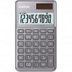 Calcolatrice tascabile SL-1000SC Casio - grigio - SL-1000SC-GY